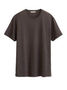 faded black t shirt