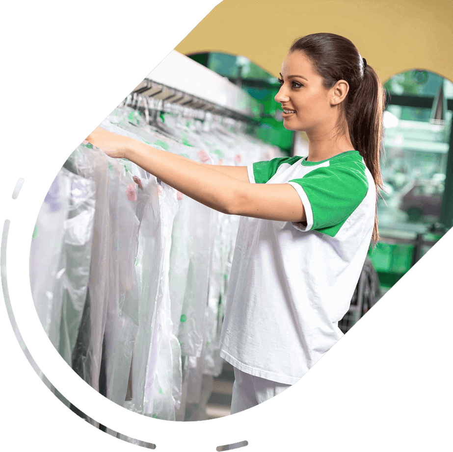 dry cleaning service in london